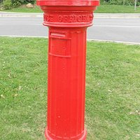 Oldest Postbox in SA
