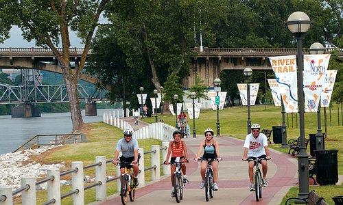 Arkansas River Bike Trail