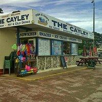 The Cayley, Rhos-on-Sea