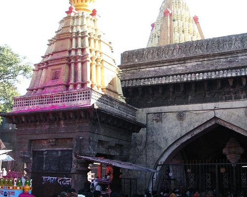 main gate- jotiba temple