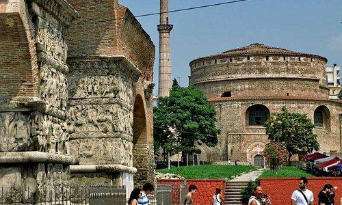 The Rotunda (Ayios Yioryos)