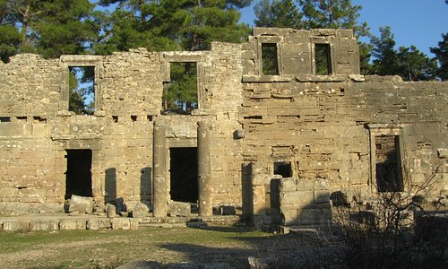 Agora in Seleucia