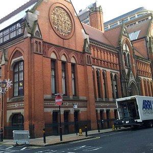 Margaret street school of art