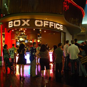 Saxe Theater box office