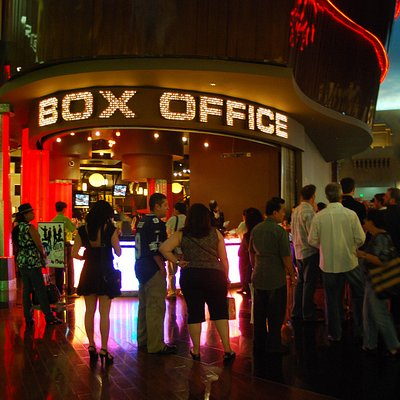 Saxe Theater box office