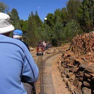 Williams Hill Miniature Railway