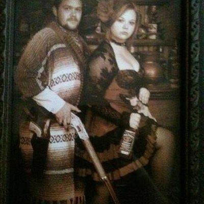 bandito and señorita