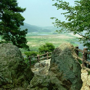 View of the Geum River