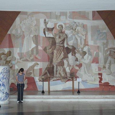 Igreja de São Francisco de Assis - interior