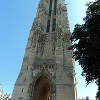 Perspectiva da torre