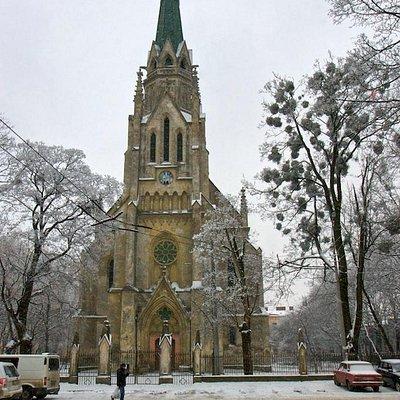 Church of the Heart of Jesus, Chernivtsi