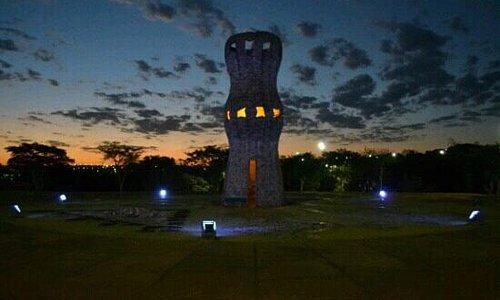 Parque das nações indígenas Campo grande