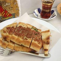 Some other bread and pizza stuff at the Borek shop