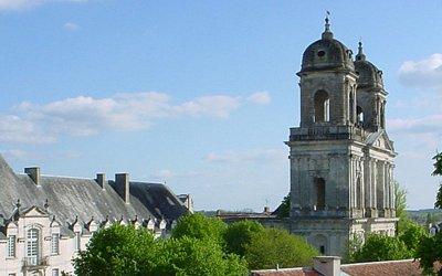 L'Abbaye Royale Saint Jean d'Angély
