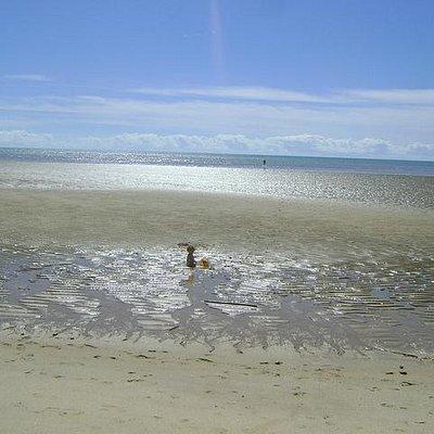 Praia do Rio do Peixe - Cumuruxatiba Bahia