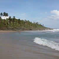 Itacare , praia do Tiririca