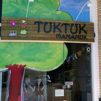 Tuktuk Mamamuk Brinquedos