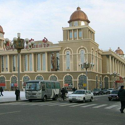 Nice city centre