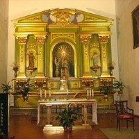 Iglesia Nuestra Señora de la Encarnación - Comares
