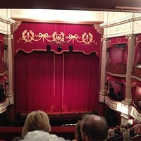 VIEW FROM DRESS CIRCLE