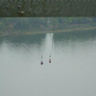 Gapyeoang Zip Wire