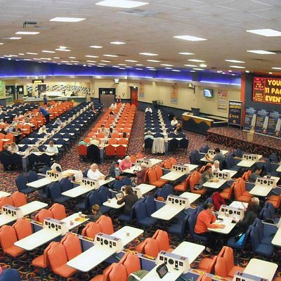 view of bingo hall