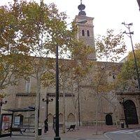 Parroquia San Miguel de los Navarros