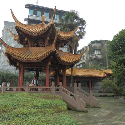 On Qintai Road