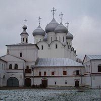 St. Sophia of Vologda, Russia