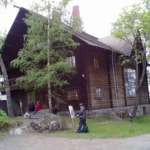 Halosenniemen Museo