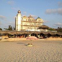 dharma beach restaurant