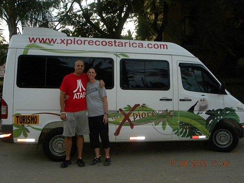 More happy clients of Xplore Costa Rica