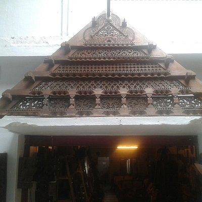 Wooden Kodi