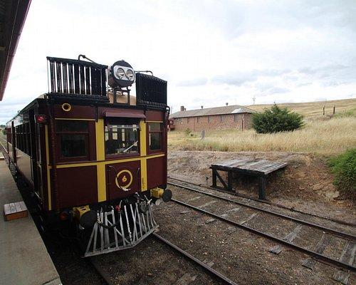 CPH Railmotor No 6