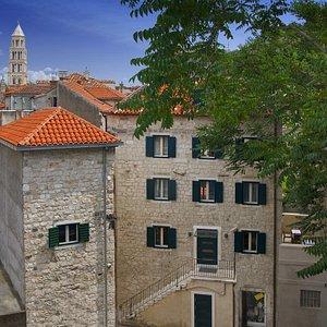 Villa Dobric - Annexe Building