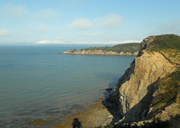 Cape Enrage view