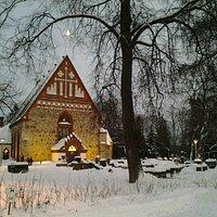 Vantaan Pyhän Laurin kirkko - Christmas 2012