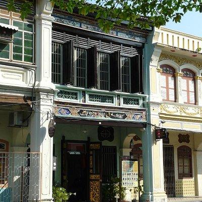 Sun Yat Sen in Penang
