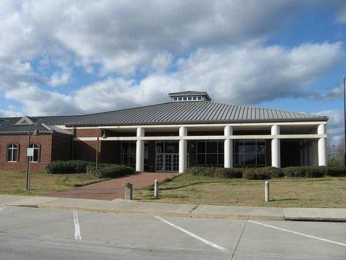 Georgia Visitor Information Center - Augusta