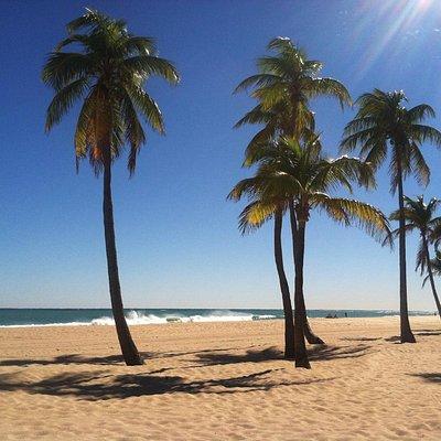 La Playa de Las Olas