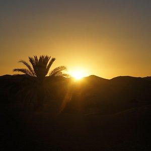 AET/The sunrise
