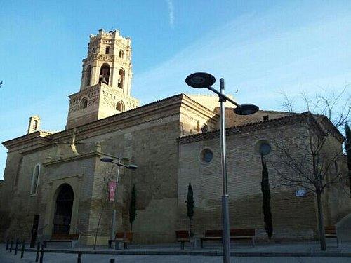 catedral de monzon