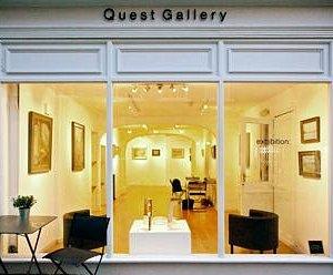Quest Gallery Exterior