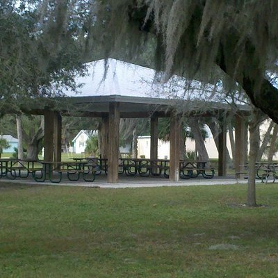 Harbor Heights Park Picnic Pavillion