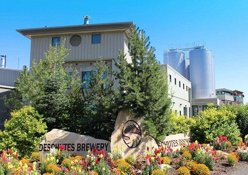 Deschutes Brewery Brewing Facility