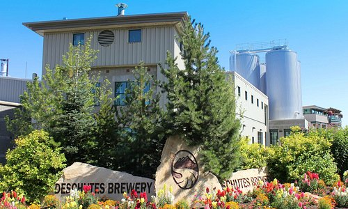 Deschutes Brewery Brewing Facility