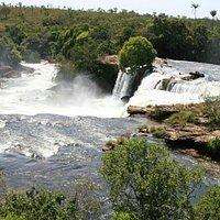 Cachoeira da Velha, um mundo de águas.....