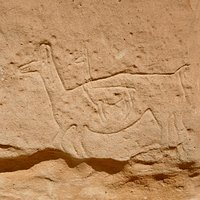 Discover 11,000 year old engravings on your way to the valley