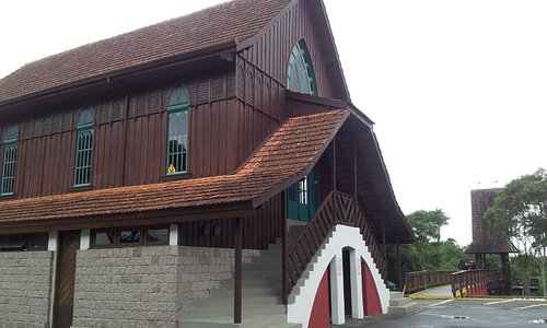 Oratório do Bosque.