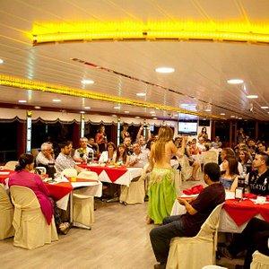 turkish dances and bosphorus dinner cruise